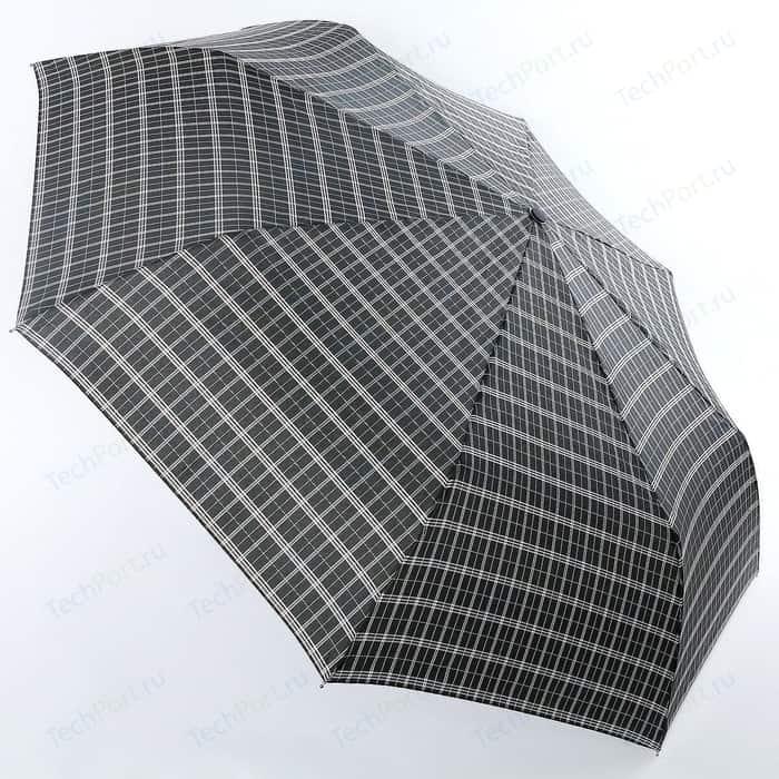 Зонт мужской 3 складной Magic Rain 7025-1701 складной зонт magic с проявляющимся рисунком фиолетовый