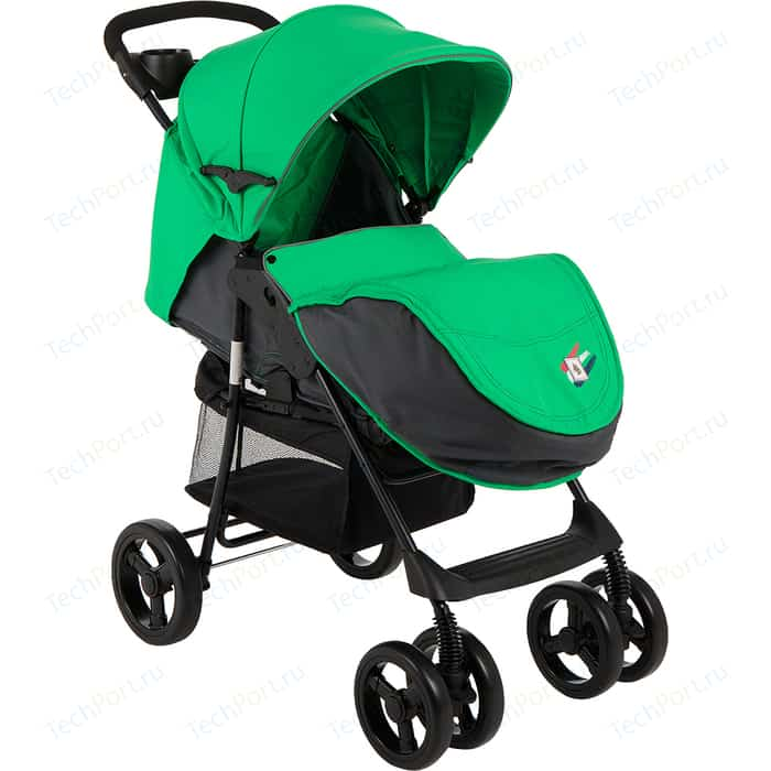 Коляска прогулочная Mobility One E0970 TEXAS, зеленый GL000964329
