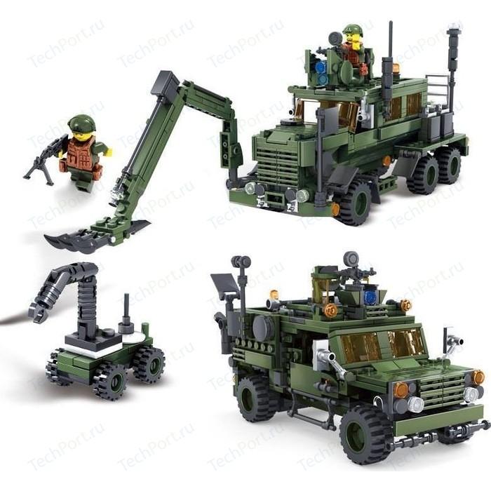 Конструктор KAZI Инженерные войска - 84040