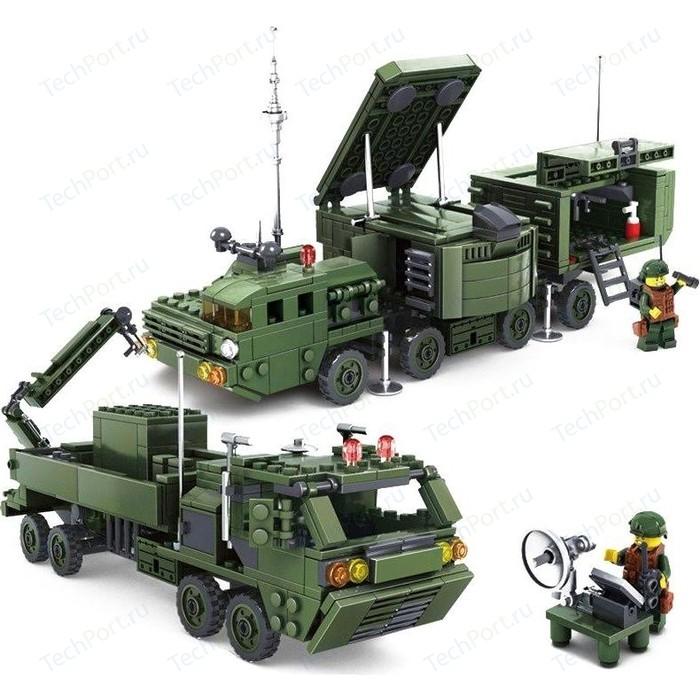 Конструктор KAZI Радиотехнические войска - 84038