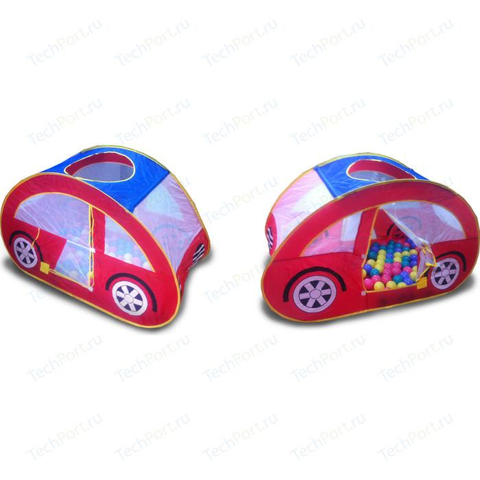 Игровой домик Ching-Ching CBH-07A Машина + 100 шариков