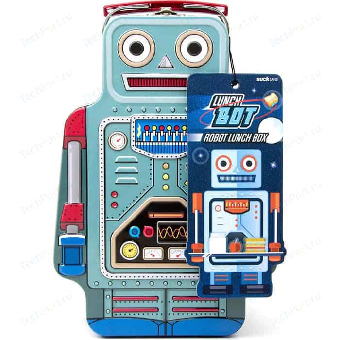 Ланч-бокс Suck UK Robot (SK LUNCHBOT1)