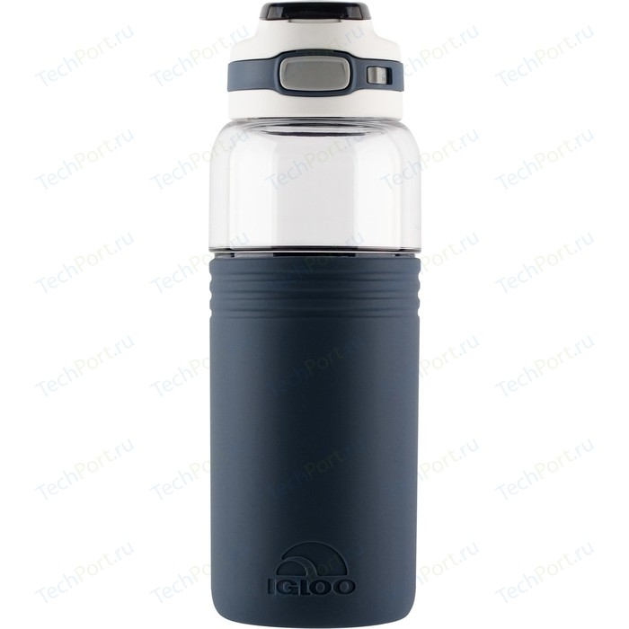 Бутылка для воды 1.6 л Igloo Tahoe (170390) темно-синяя