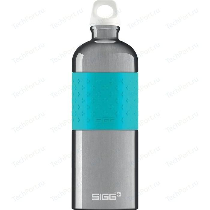Фото - Бутылка для воды 1 л Sigg Cyd Alu (8545.60) голубая бутылка для воды sigg sigg leaf 1л