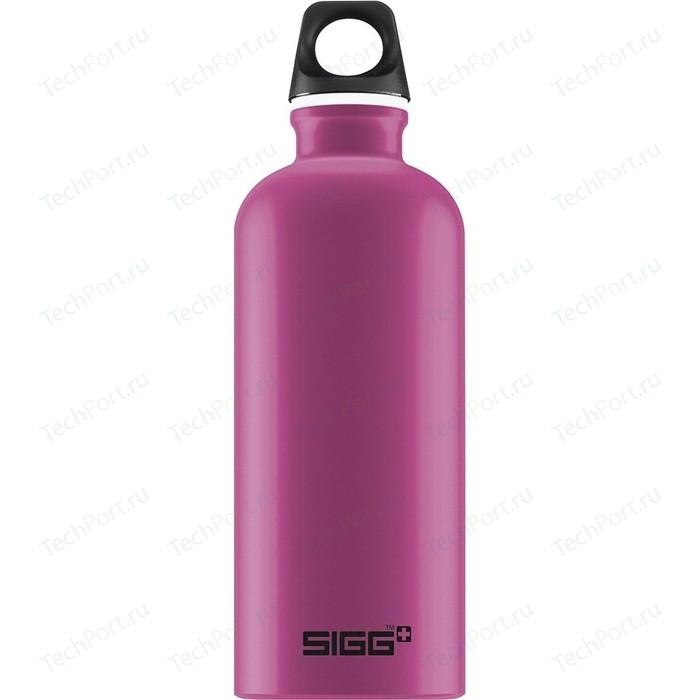 Бутылка для воды 0.6 л Sigg Traveller (8621.70) розовая