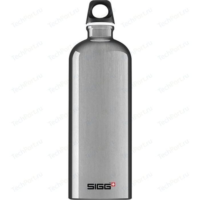 Бутылка для воды 1 л Sigg Traveller (8327.00) светло-серая