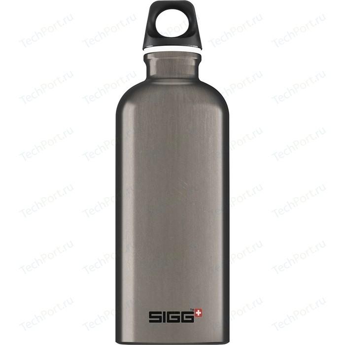 Бутылка для воды 0.6 л Sigg Traveller (8623.20) темно-серая