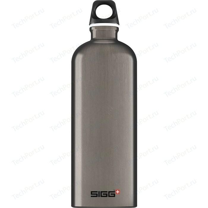 Бутылка для воды 1 л Sigg Traveller (8623.30) темно-серая
