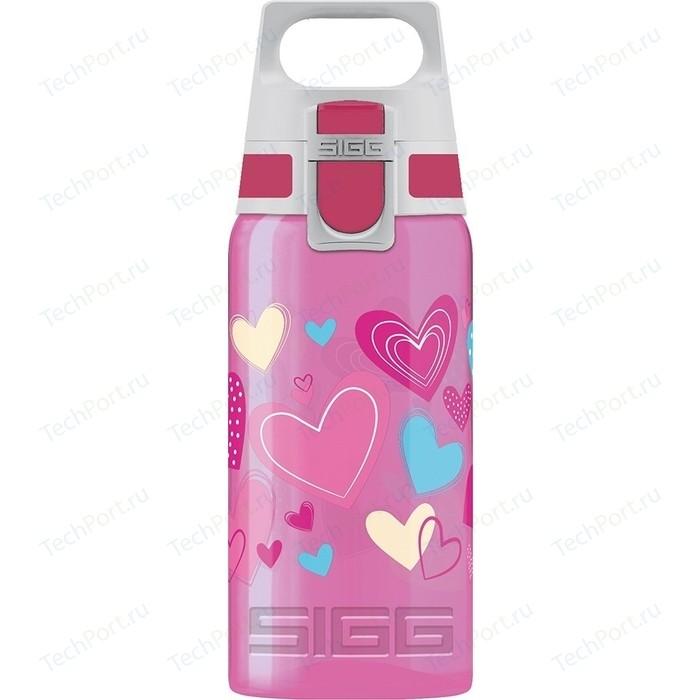 Бутылка для воды 0.5 л Sigg Viva One (8686.00) розовая