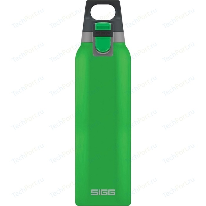 Термобутылка 0.5 л Sigg H&C (8694.10) зеленая