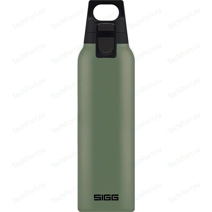 Термобутылка 0.5 л Sigg H&C (8694.70) темно-зеленая