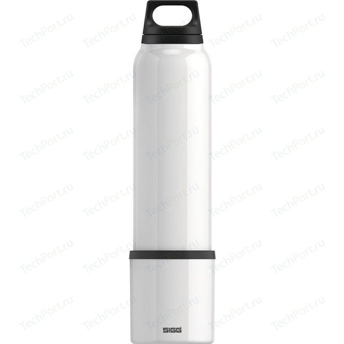 Термобутылка 1 л Sigg H&C (8448.30) белая