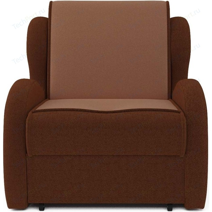 Кресло-кровать Mebel Ars Атлант - астра бежева ППУ