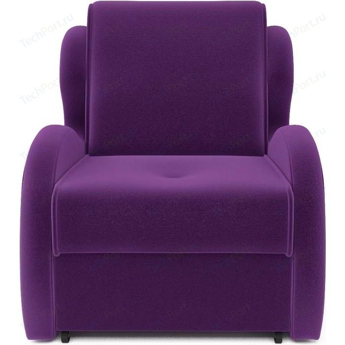 Кресло-кровать Mebel Ars Атлант - фиолет ППУ
