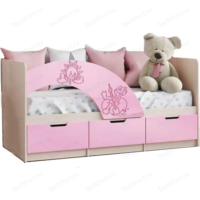 Кровать Миф Юниор-3 1,6x0,8