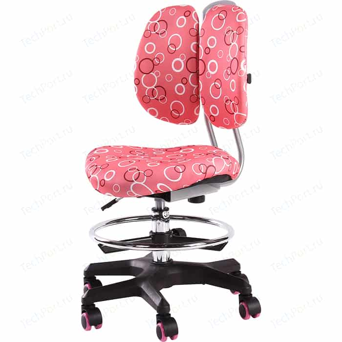 Детское кресло FunDesk SST6 pink