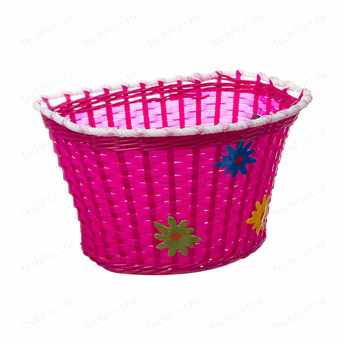 Корзина STG HL - BS03 детская Розовая