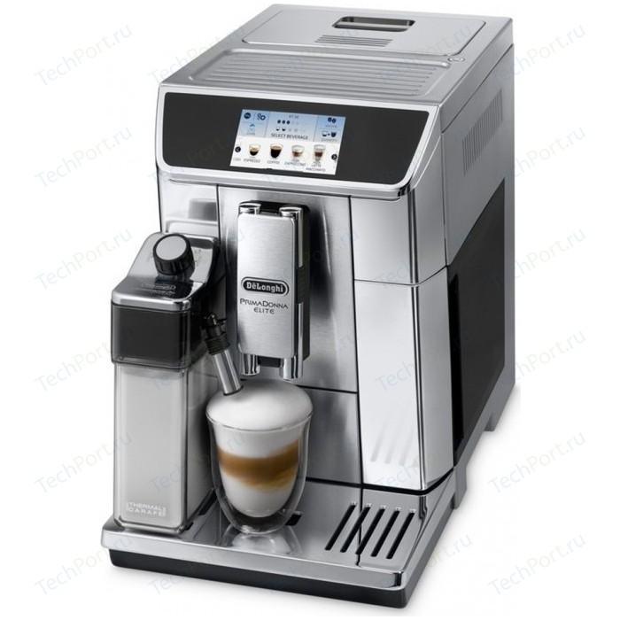 Кофемашина DeLonghi PrimaDonna Elite Experience ECAM 650.85.MS