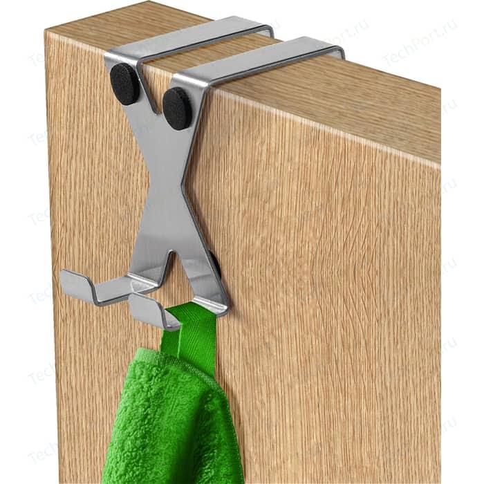 Крючки Wonder Worker Pixie надверный двойной из нержавеющей стали