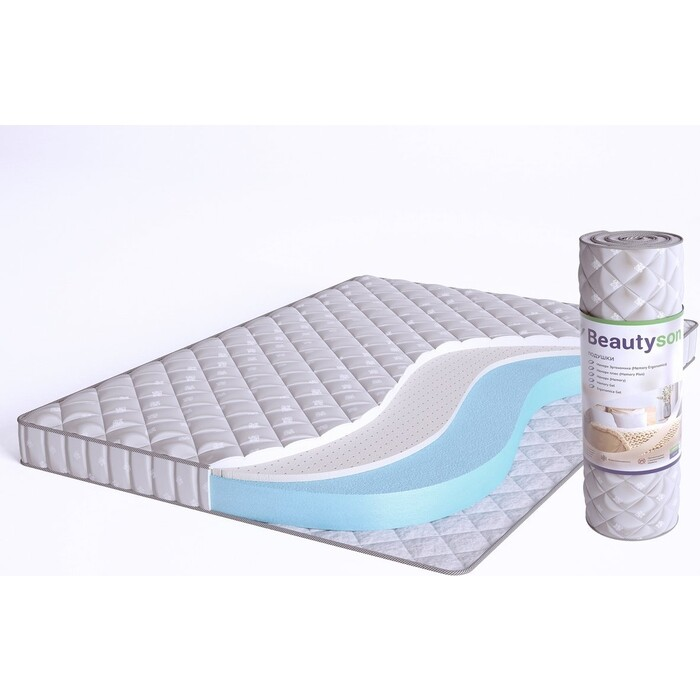 Матрас Beautyson Elastic Comfort LF10S 80x200 матрас beautyson elastic comfort lf10s 140x195