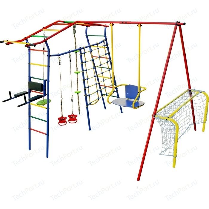Детский спортивный комплекс КМС Игромания-7 Атлет дачный-407 с качелями