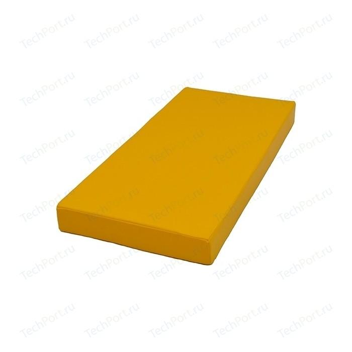 Мат КМС № 1 (100 x 50 10) жёлтый