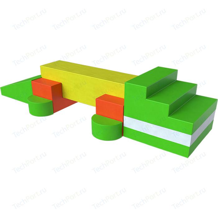 Мягкий игровой модуль Romana Крокодил ДМФ-МК-11.07.05