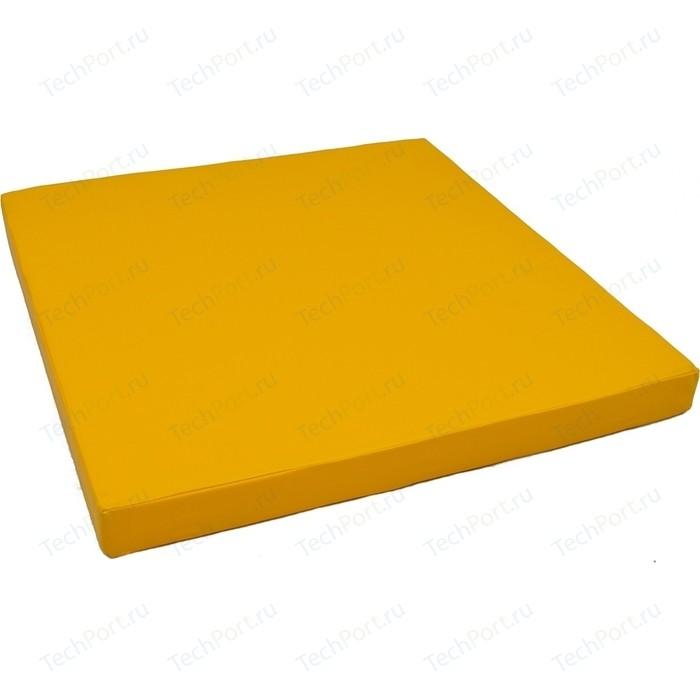 Мат КМС № 2 (100 x 100 10) жёлтый