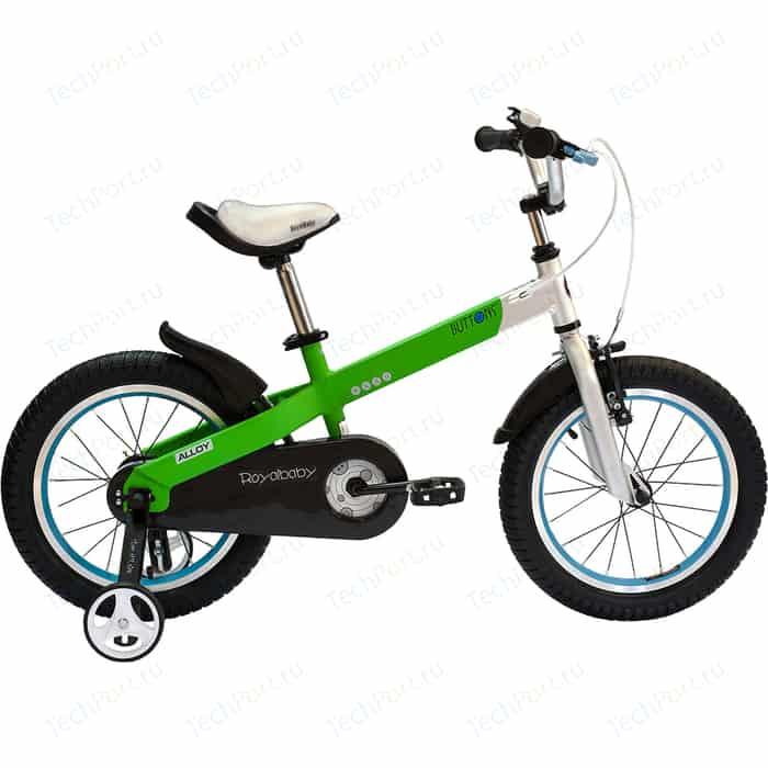 Велосипед Royal Baby BUTTONS ALLOY 18 Зеленый