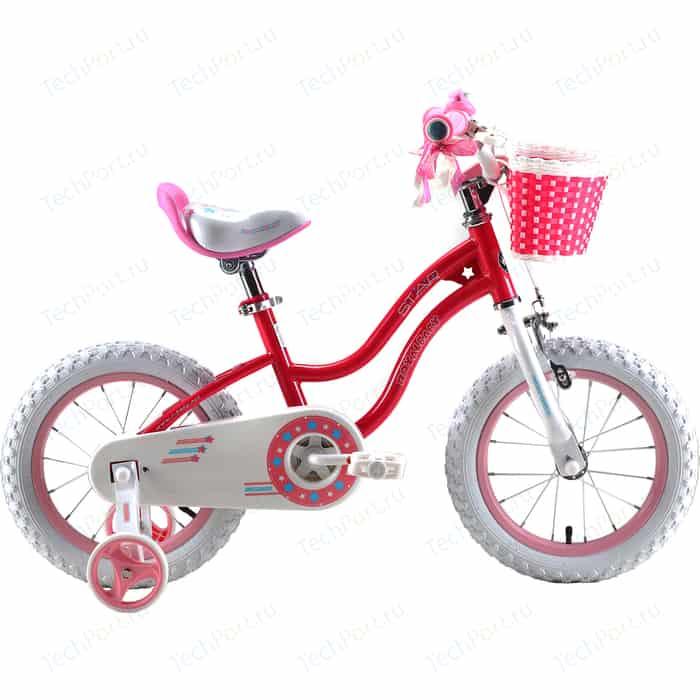 Велосипед Royal Baby STAR GIRL 16 Розовый