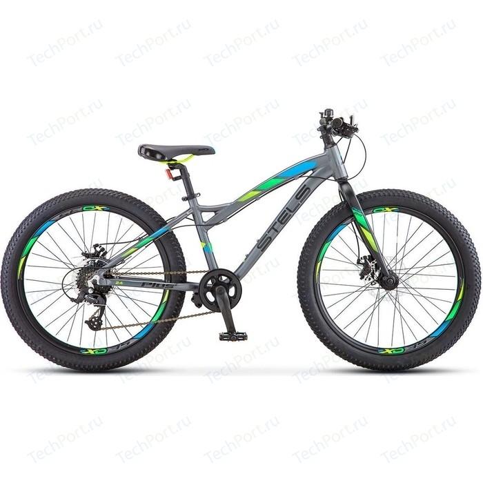 Велосипед Stels Adrenalin MD 24 V010 (2018) 13.5 Антрацитовый