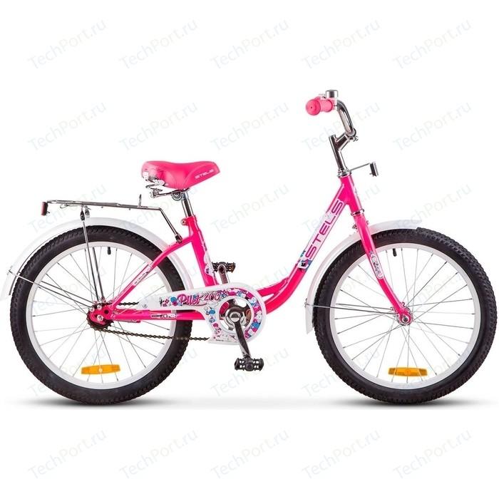 Велосипед Stels Pilot 200 Lady 20 Z010 (2019) 12 Розовый