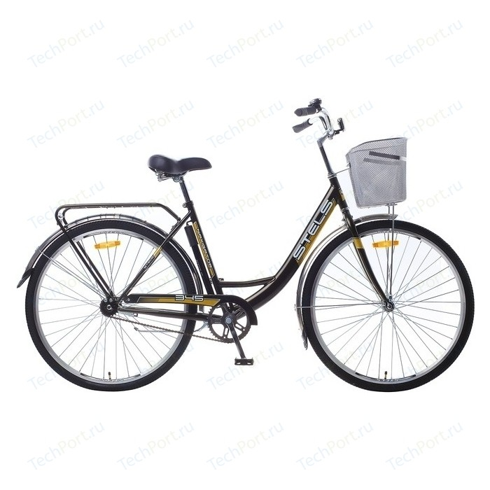 велосипед stels navigator 340 28 z010 20 черный Велосипед Stels Navigator-345 28 Z010 20 Тёмно-оливковый