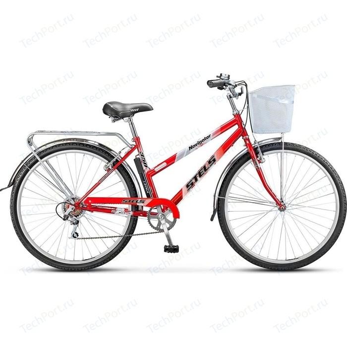Велосипед Stels Navigator 350 Lady 28 Z010 (2018) 20 Красный