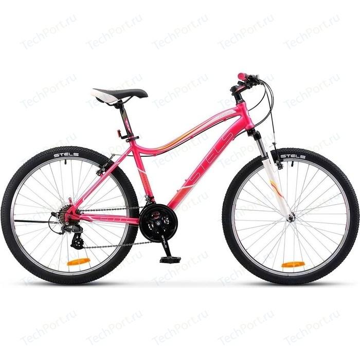 цена на Велосипед Stels Miss 5000 V 26 V040 (2018) 15 Розовый