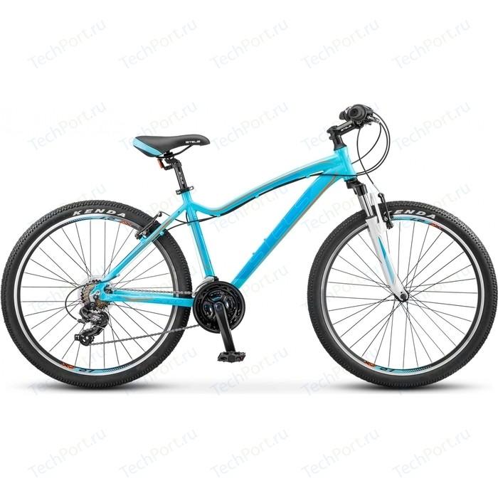 цена на Велосипед Stels Miss 6000 V 26 V030 (2018) 15 Морская волна/оранжевый