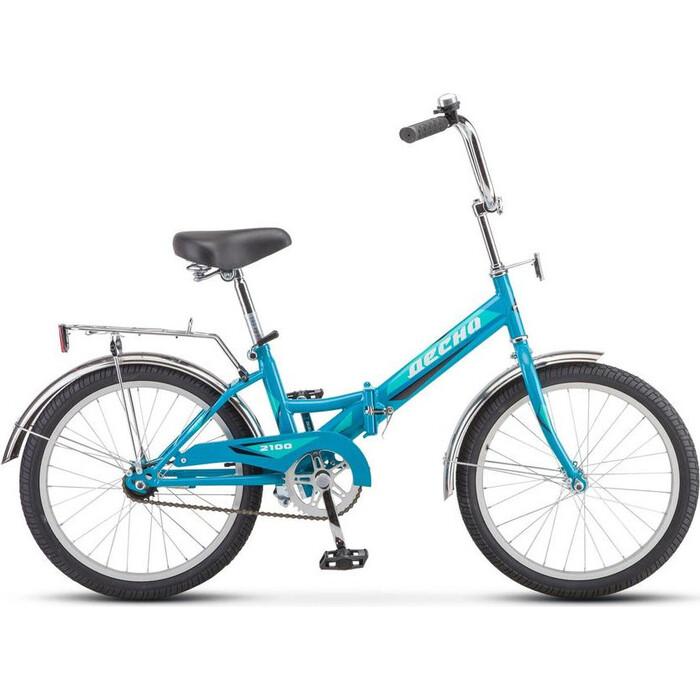 Велосипед Десна 2100 20 Z011 13 Голубой