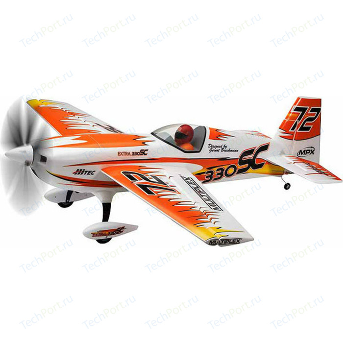 Радиоуправляемый самолет Multiplex RR Extra 330 SC orange