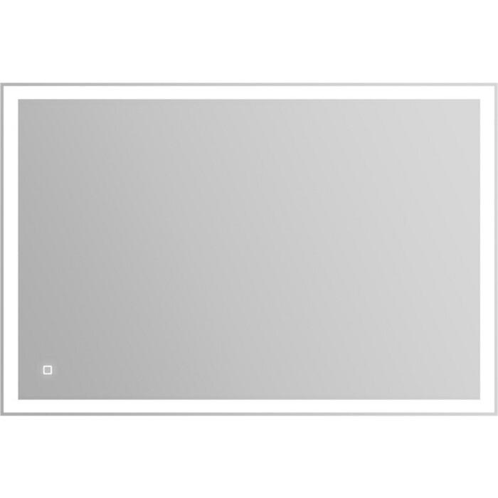 Зеркало BelBagno Spc 100 с подсветкой, сенсорный выключатель (SPC-GRT-1000-600-LED-TCH)