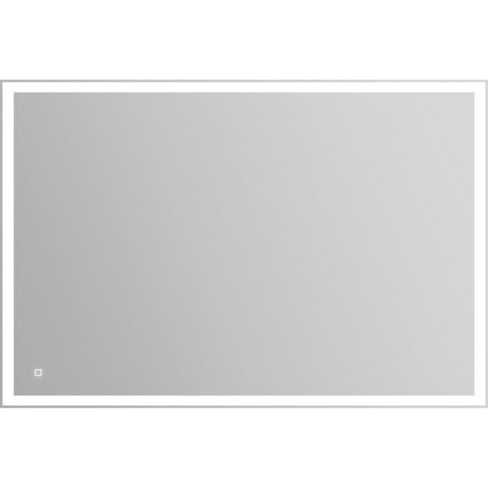 Зеркало BelBagno Spc 120 с подсветкой, сенсорный выключатель (SPC-GRT-1200-800-LED-TCH)