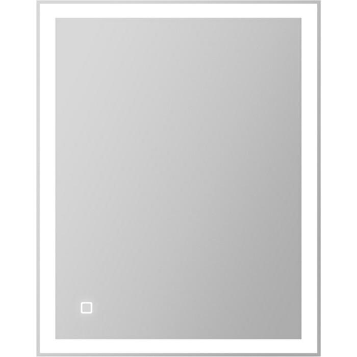 Зеркало BelBagno Spc 60 с подсветкой, сенсорный выключатель (SPC-GRT-500-600-LED-TCH)