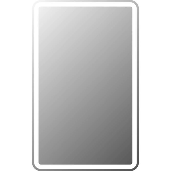 Зеркало BelBagno Spc 80 с подсветкой, кнопочный выключатель (SPC-MAR-500-800-LED-BTN)