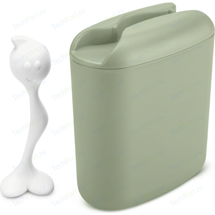 Контейнер для хранения продуктов с ложкой Koziol Hot Stuff L (3058360)