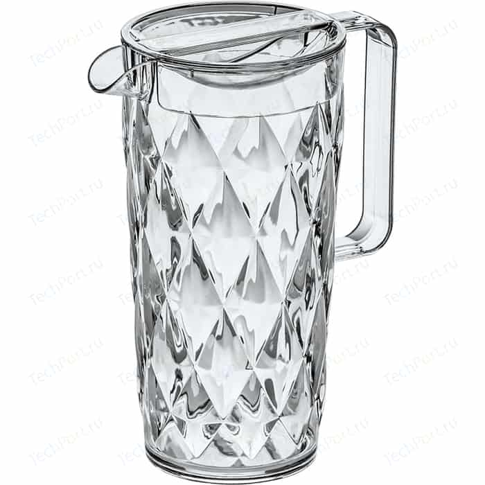 Кувшин 1.6 л Koziol Crystal (3688535)