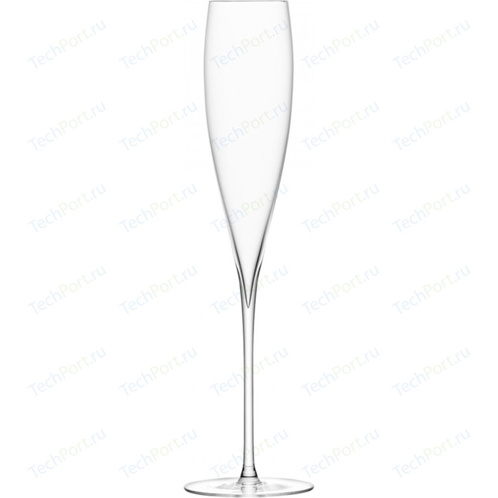 Набор из 2 бокалов для шампанского 225 мл LSA International Savoy (G246-07-301)