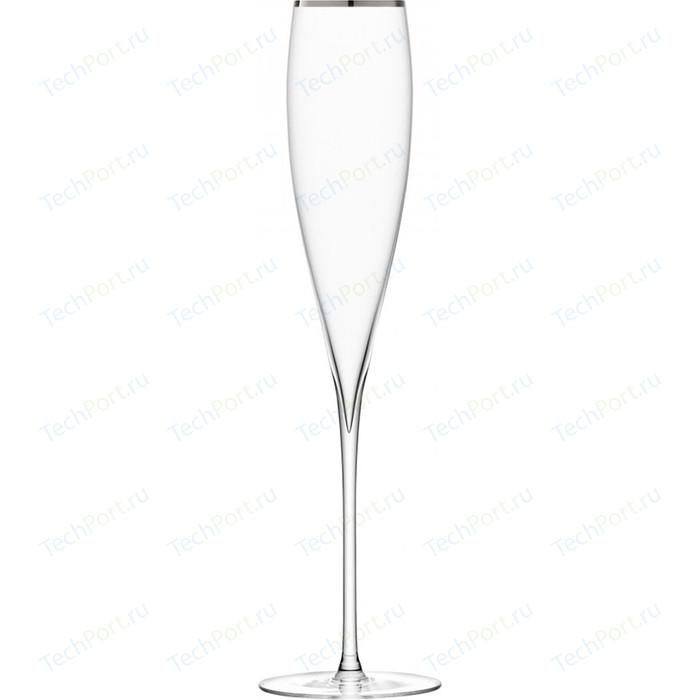 Набор из 2 бокалов для шампанского 200 мл LSA International Savoy (G246-07-381)