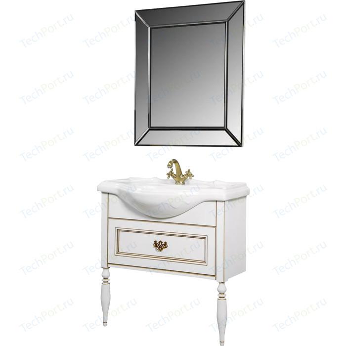 Мебель для ванной Roca America Evolution L 80 дуб молочный