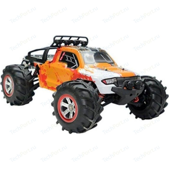 Фото - Радиоуправляемый монстр Feilun The Brave 4WD RTR масштаб 1:12 2.4G - FC106 diesel only the brave extreme