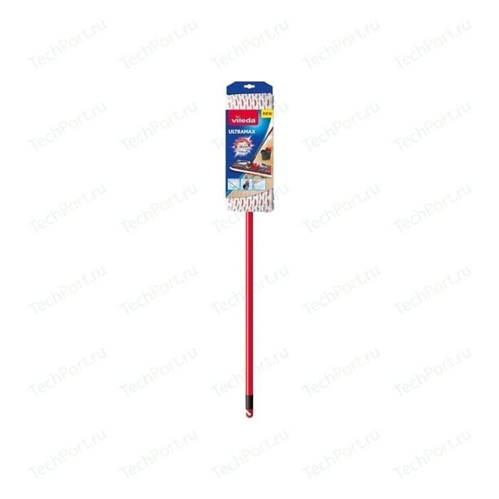Швабра VILEDA Ультрамат плоская, с телескопической ручкой