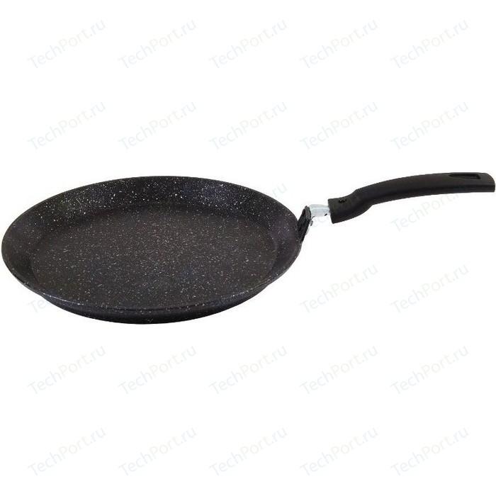 Сковорода для блинов Kukmara d 20см Мрамор (сбмт200а)